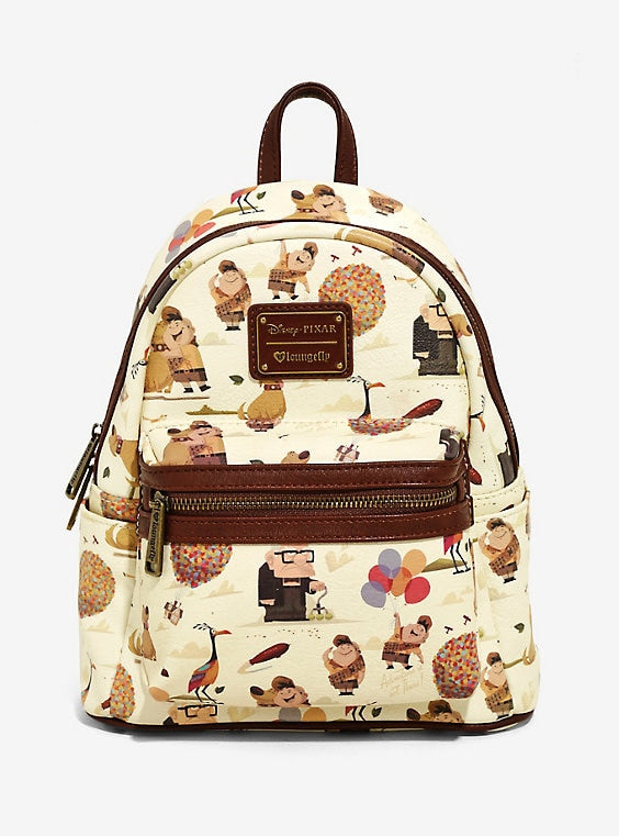 Loungefly Disney Pixar Up Mini Backpack
