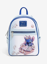 Charger l'image dans la galerie, Loungefly Disney Lilo & Stitch Ducklings Mini Backpack