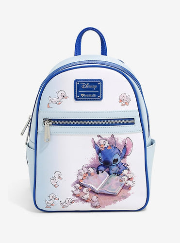 Loungefly Disney Lilo & Stitch Ducklings Mini Backpack