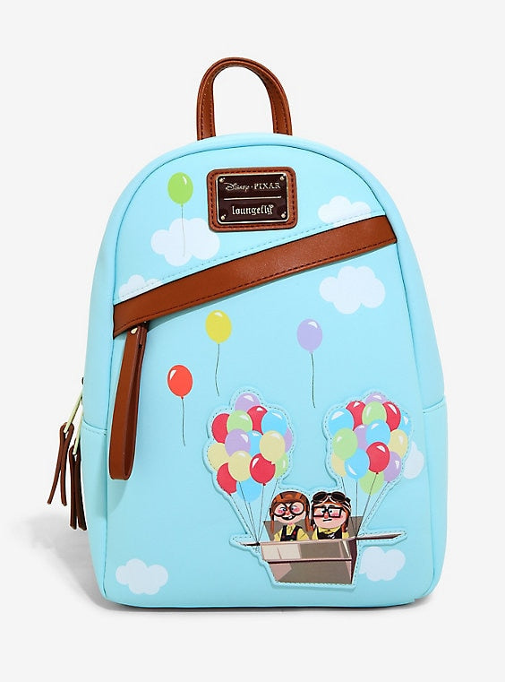 Loungefly Disney Pixar Up Adventure Mini Backpack