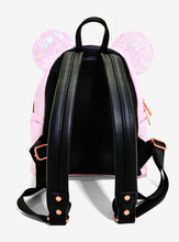 Charger l'image dans la galerie, Loungefly Disney Minnie Mouse Holographic Sequin Mini Backpack