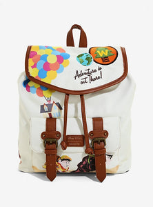 Loungefly Disney Pixar Up Adventure is Out There Rucksack