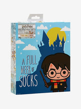 Load image into Gallery viewer, Harry Potter 7 Days of Socks Gift Set