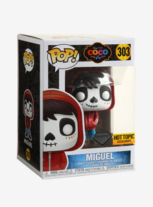 Funko Pop! #303 Miguel Diamond Collection (HT Excl)