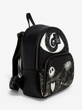 Charger l'image dans la galerie, Loungefly The Nightmare Before Christmas Jack Spiral Hill Mini Backpack