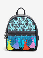 Load image into Gallery viewer, Loungefly The Haunted Mansion Dancing Ghost Mini Backpack
