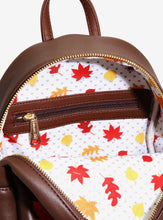 Charger l'image dans la galerie, Loungefly Disney Mickey & Minnie Autumn Mini Backpack
