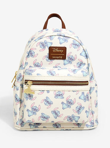 Loungefly Disney Lilo And Stitch Toss Mini Backpack