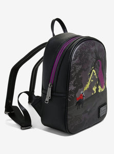 Loungefly Disney Sleeping Beauty Maleficent Dragon Mini Backpack
