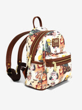 Load image into Gallery viewer, Loungefly Star Wars Cartoon Ewok Mini Backpack