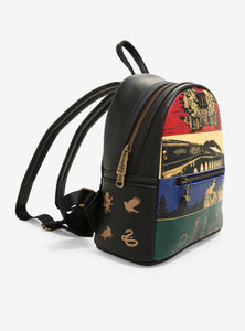 Loungefly Harry Potter Universe Mini Backpack
