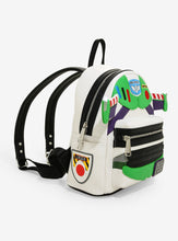 Load image into Gallery viewer, Loungefly Disney Pixar Toy Story Buzz Light-Up Mini Backpack