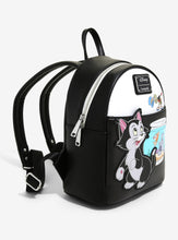 Load image into Gallery viewer, Loungefly Disney Pinocchio Figaro Mini Backpack