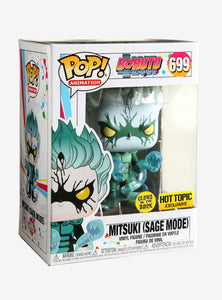 Funko Pop! #699 Mitsuki Sage Mode