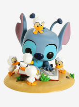 Load image into Gallery viewer, Funko Pop! #639 Disney Lilo & Stitch Stitch with Ducks