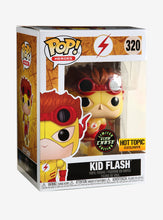 Load image into Gallery viewer, Funko Pop! #320 Kid Flash