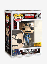 Load image into Gallery viewer, Funko Pop! #733 King Bradley