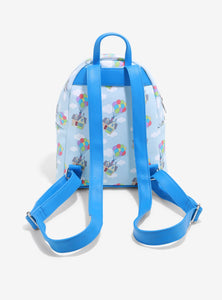 Loungefly Disney/Pixar Up House Balloons Mini Backpack