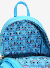 Load image into Gallery viewer, Loungefly Pokémon Squirtle Mini Backpack