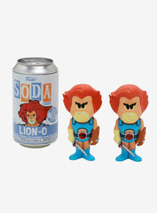 Funko Soda Pop Thundercats Lion-O