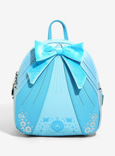Load image into Gallery viewer, Loungefly Disney Cinderella Dress Mini Backpack