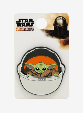 Star Wars The Mandalorian The Child Pod Enamel Pin
