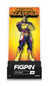 FigPin # 136 All Might