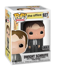 Funko Pop! #927 Dwight Schrute w/ Dummy Mask (FYE Excl)
