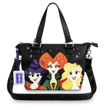 Load image into Gallery viewer, Loungefly Disney Hocus Pocus Crossbody Bag