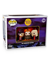 Load image into Gallery viewer, Funko Pop! The Sanderson Sister Movie Scene (Spirit Halloween Excl)