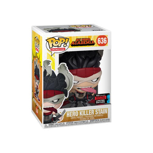 Funko Pop! #636 Hero Killer Stain (GS Excl)