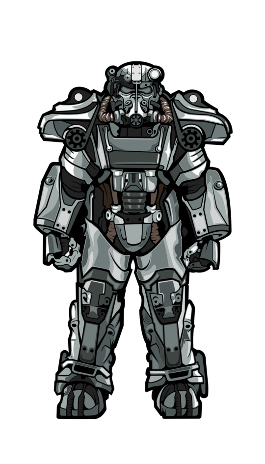 FigPin XL #X6 T-60 Power Armor