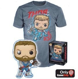 Funko Pop! and Tee Marvel's Endgame Thor