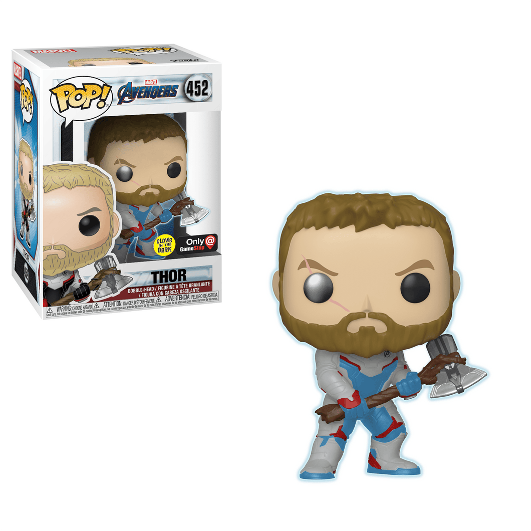 Funko Pop! #452 Thor GITD (GS Exclusive)