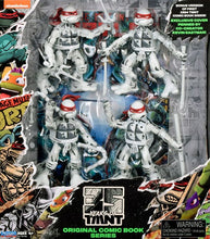 Charger l'image dans la galerie, Teenage Mutant Ninja Turtles Original Comic Book Figures