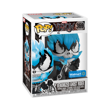 Charger l'image dans la galerie, Funko Pop! and Tee Venomized Ghost Rider(Blue)