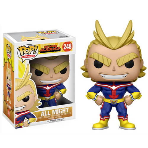 Funko Pop! #248 All Might