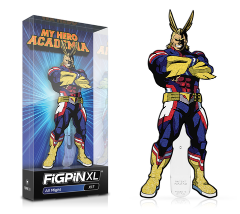 FigPin XL #X17 All Might