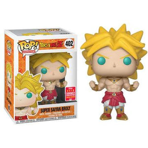 Funko Pop! #402 Super Saiyan Broly