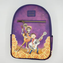 Load image into Gallery viewer, Loungefly Pixar Coco Marigold Mini Backpack