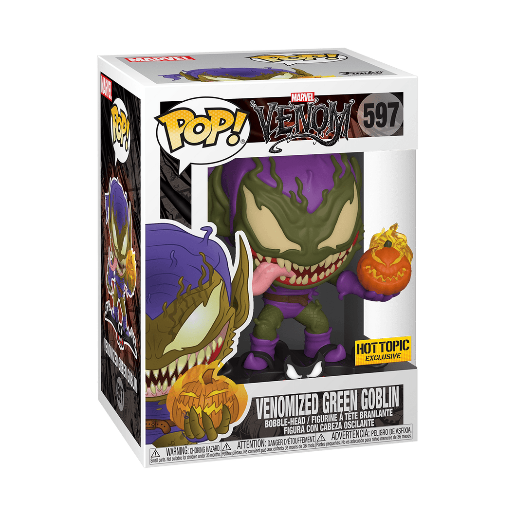 Funko Pop! #597 Venomized Green Goblin