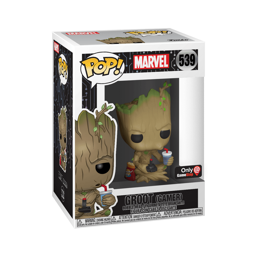 Marvel Mystery Gamer Box (GS Excl)