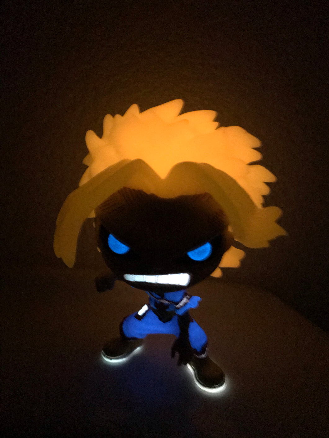 Funko Pop! #648 All Might Weakened (BL Excl)