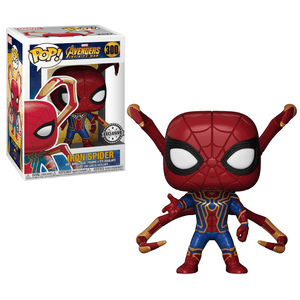Funko Pop! #300 Iron Spider