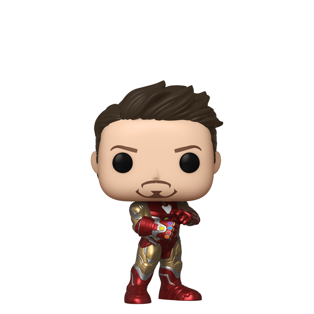 Funko Pop! #529 Iron Man (NYCC) Shared Excl.