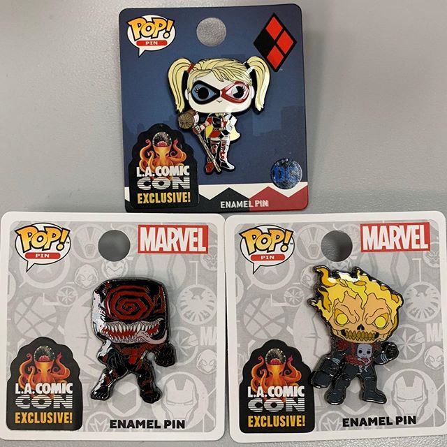 Funko Pop! Pin LACC Exclsive