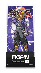 FigPin #175 Super Saiyan Trunks
