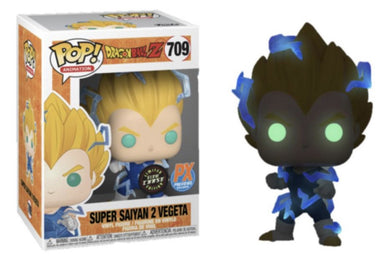 Funko Pop! #709 Super Siayan 2 Vegeta (PX Excl)