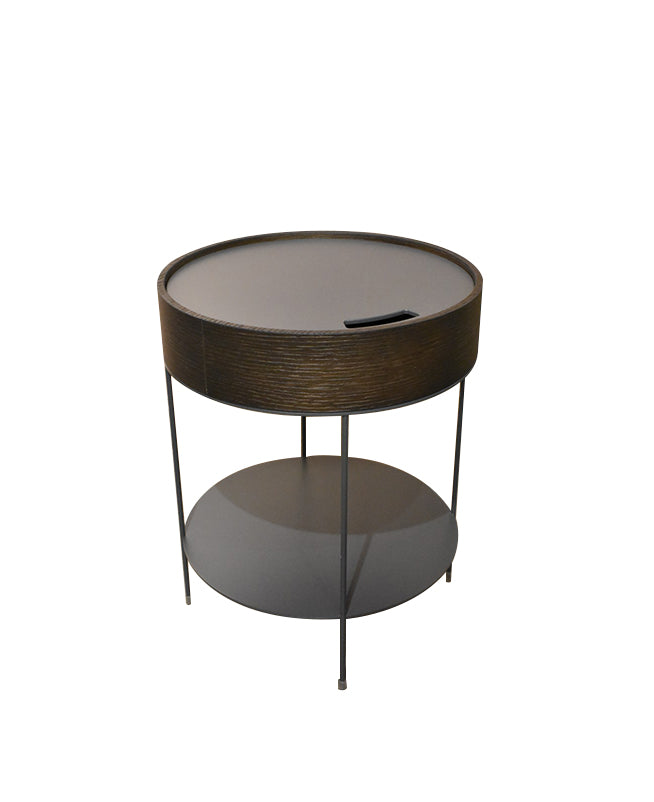Wok Side Table