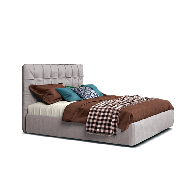 Leonard Queen Bed Frame with storage